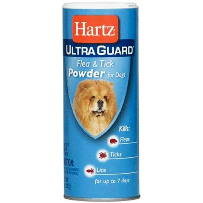 Hartz Ultra Guard Flea & Tick Powder