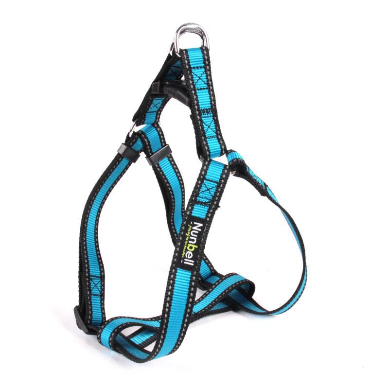 Nunbell Reflector Body Harness For Dogs