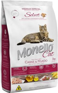 Monello Select Adult Meat & Liver