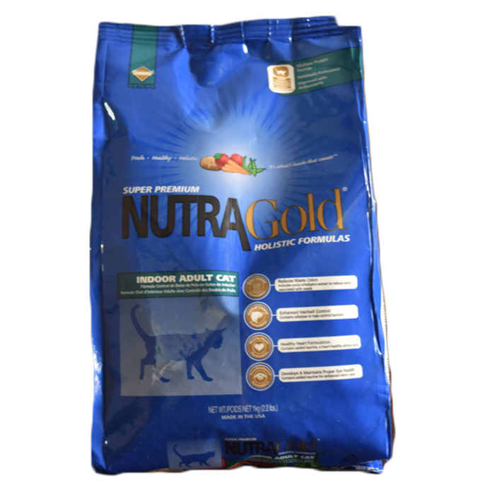Nutragold Dry Cat Food - Pet Food - Pet Store - Pet supplies