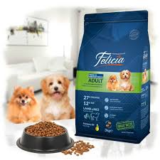 Felicia Adult Dog Small-Medium Breed Lamb Rice-3kg