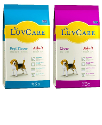 Dr Luv Care Dog Food Beef / Liver