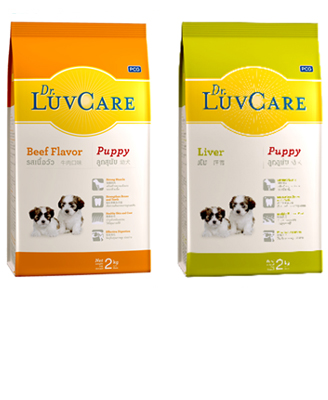 Dr. Luv Care Dog Puppy Food Beef / Liver