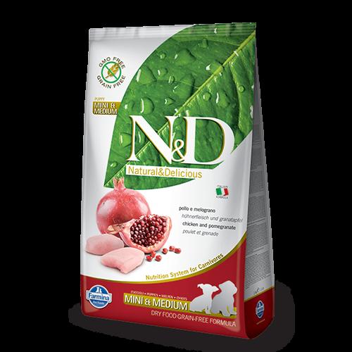 N&D Grain Free Puppy – 12kg - Pet Food - Pet Store - Pet supplies