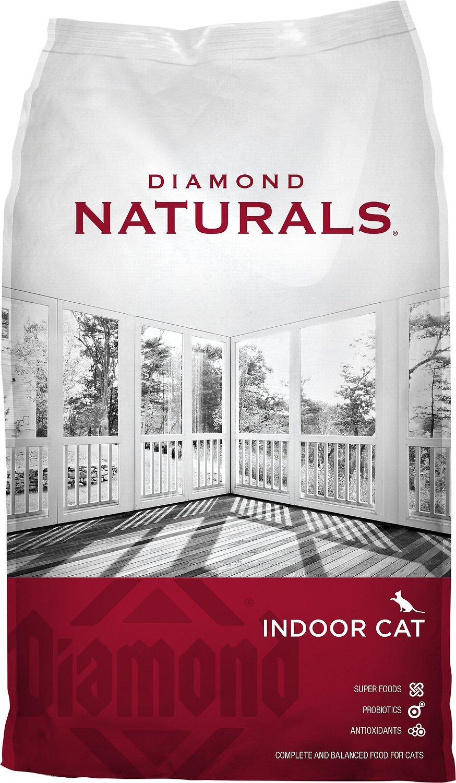 Diamond Natural Indoor Cat Chicken & Rice 2.72Kg - Pet Food - Pet Store - Pet supplies
