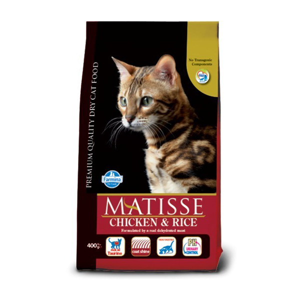 Matisse Chicken & Rice - Pet Food - Pet Store - Pet supplies