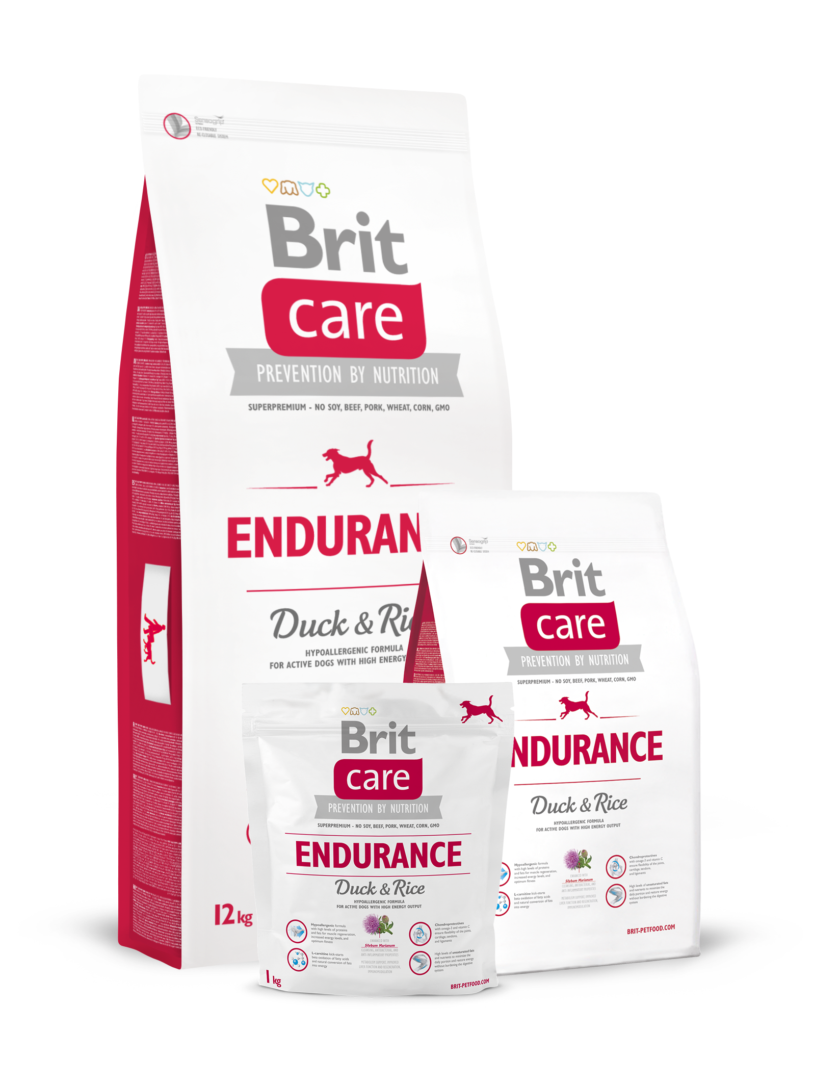 Brit Care Dog Food Endurance