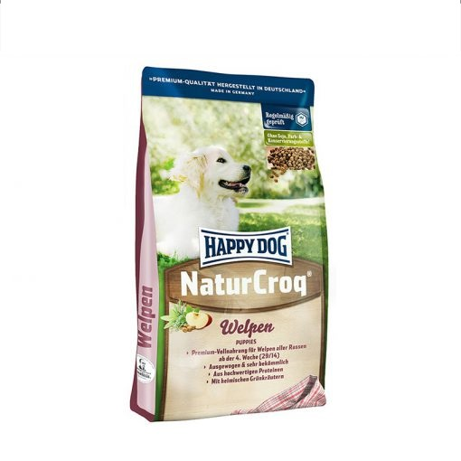 Happy Dog Food NaturCroq Welpen – 15 Kg