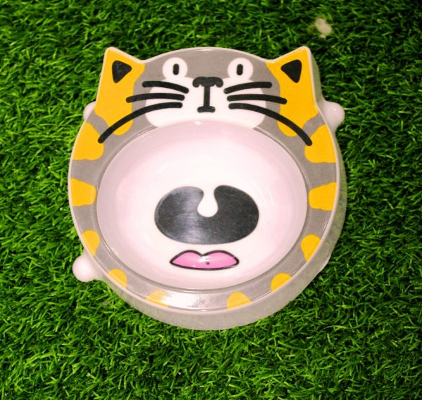 Animated Feeding Bowl – Cat Dog - Pet Accessories - Pet Store - Pet supplies
