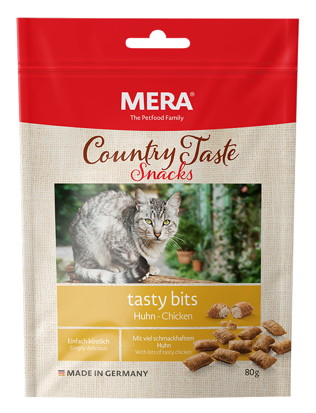 Mera Country Taste Snacks In Chicken For Cats