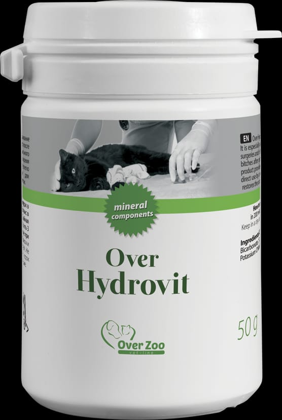 HYDROVIT - 50 G - Pet Food - Pet Store - Pet supplies