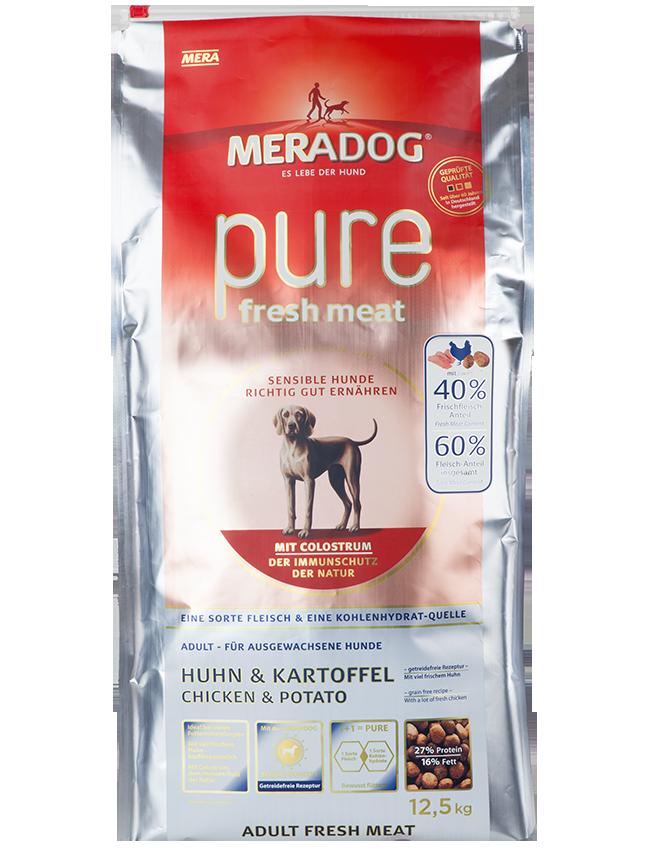 Mera Dog Food Pure Fresh Meat - Pet Food - Pet Store - Pet supplies