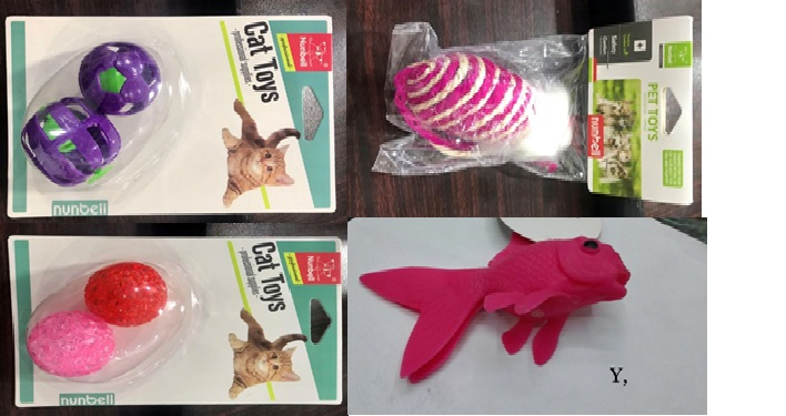 Toy For Cats And Kittens - Pet Accessories - Pet Store - Pet supplies