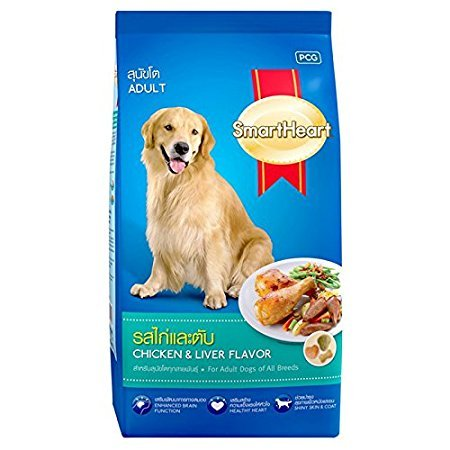 Smart Heart Dog Adult Chicken And Liver