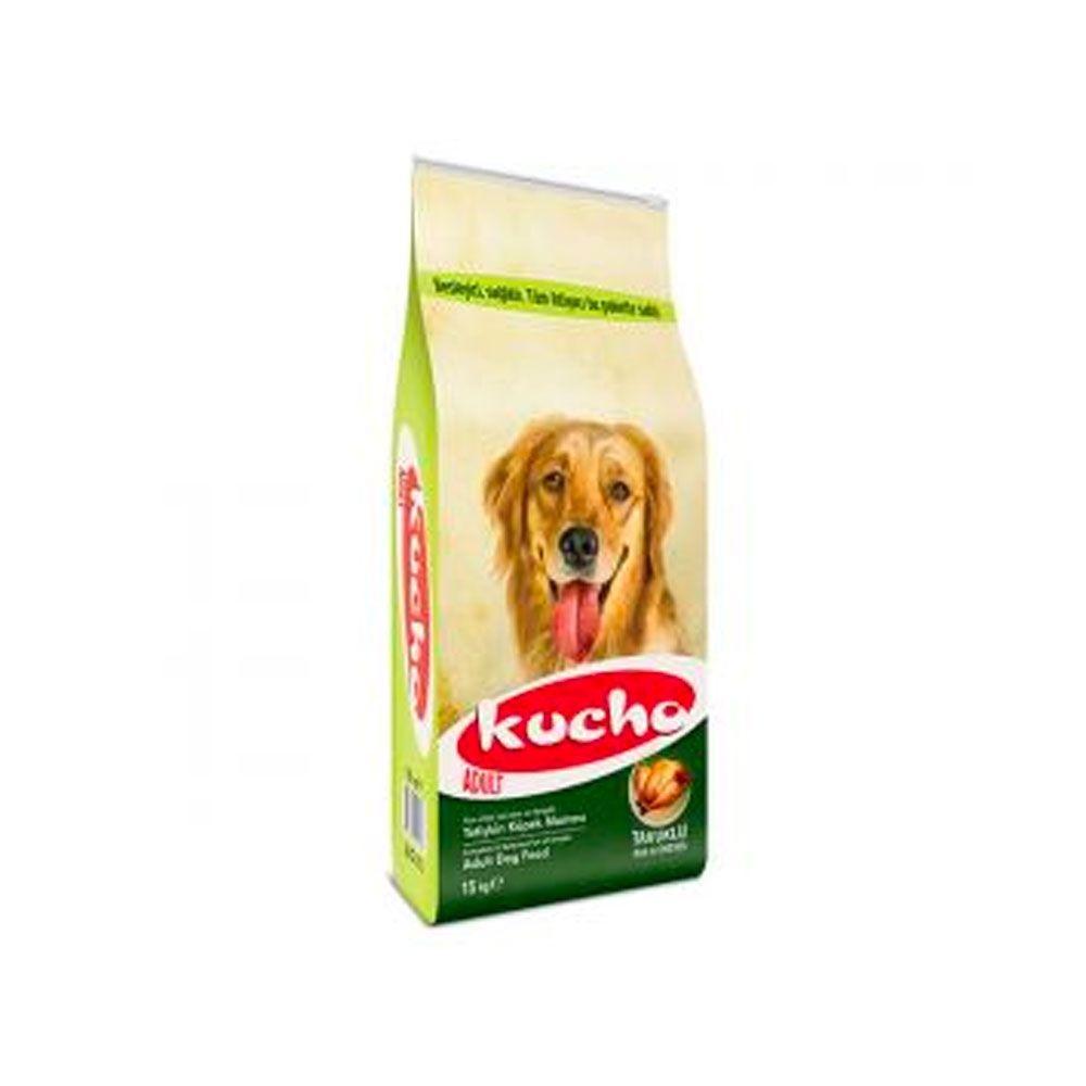 KUCHO ADULT DOG FOOD CHICKEN – 15 KG - Pet Food - Pet Store - Pet supplies