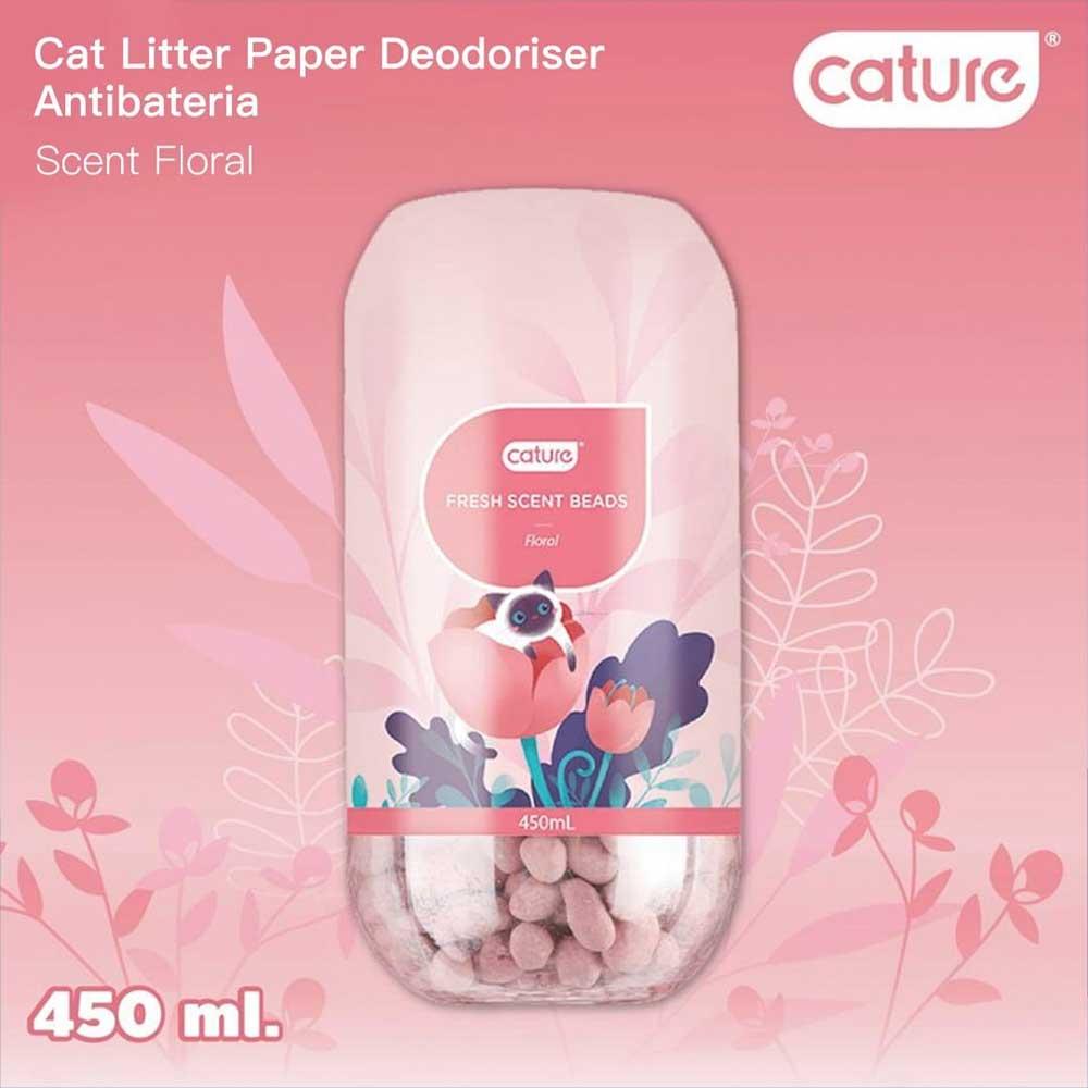 Cat Litter Deodorizer Floral