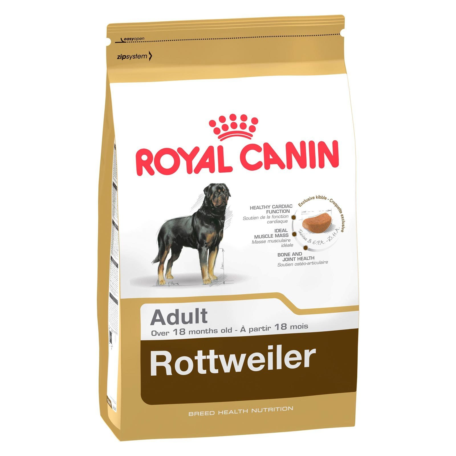 Royal Canin Rottweiler Adult - Pet Food - Pet Store - Pet supplies