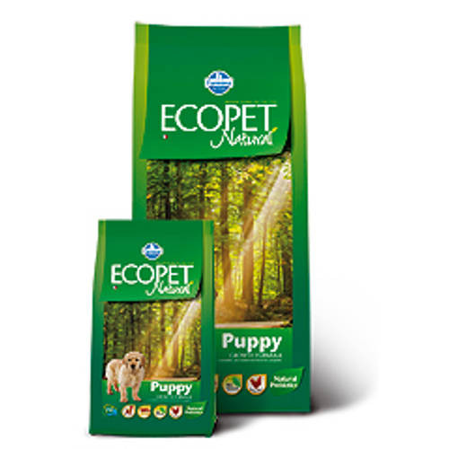 Farmina Ecopet Natural Puppy – 12 KG