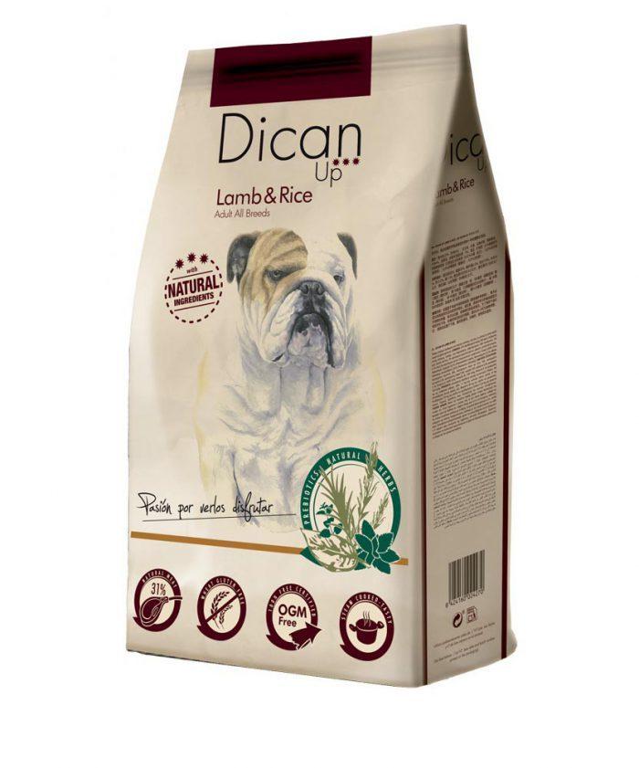 Dican Up Lamb N Rice - Pet Food - Pet Store - Pet supplies