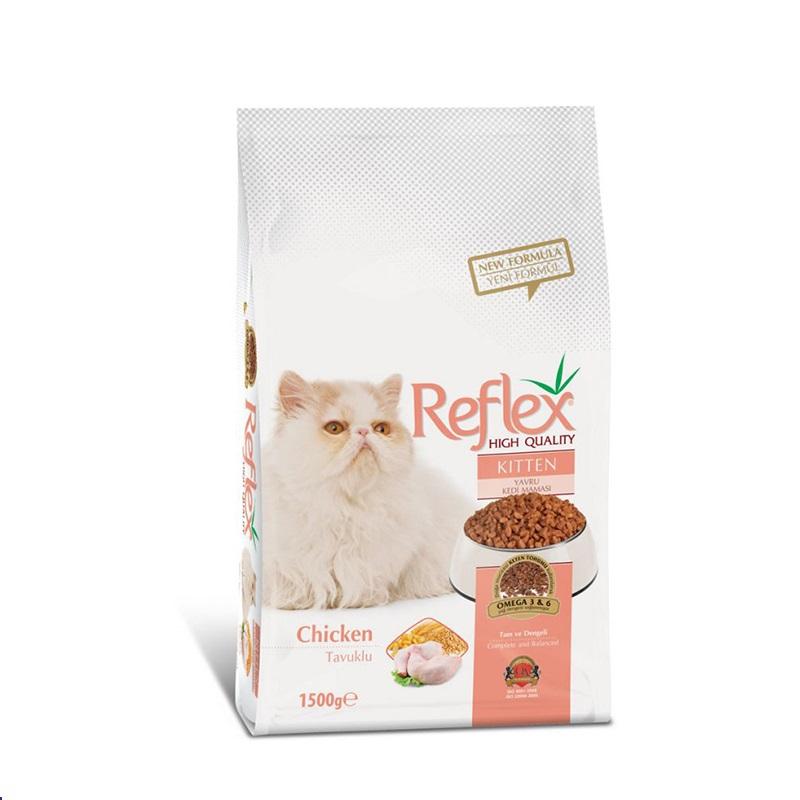 Reflex Kitten Food Chicken - Pet Food - Pet Store - Pet supplies