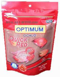 Optimum Cichlid Fish Food - 100 g