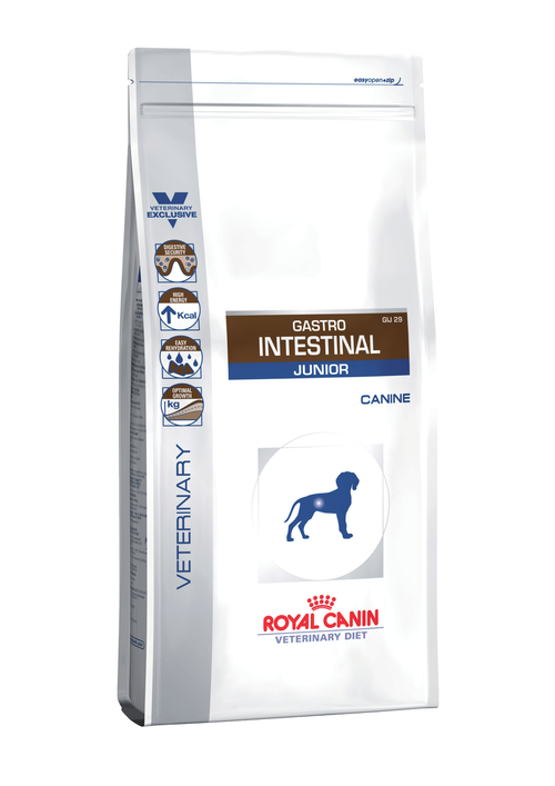 Royal Canin Gastro Intestinal Junior 2.5 Kg