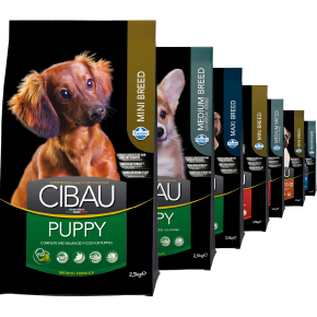 Farmina Cibau Puppy Medium – 12 KG