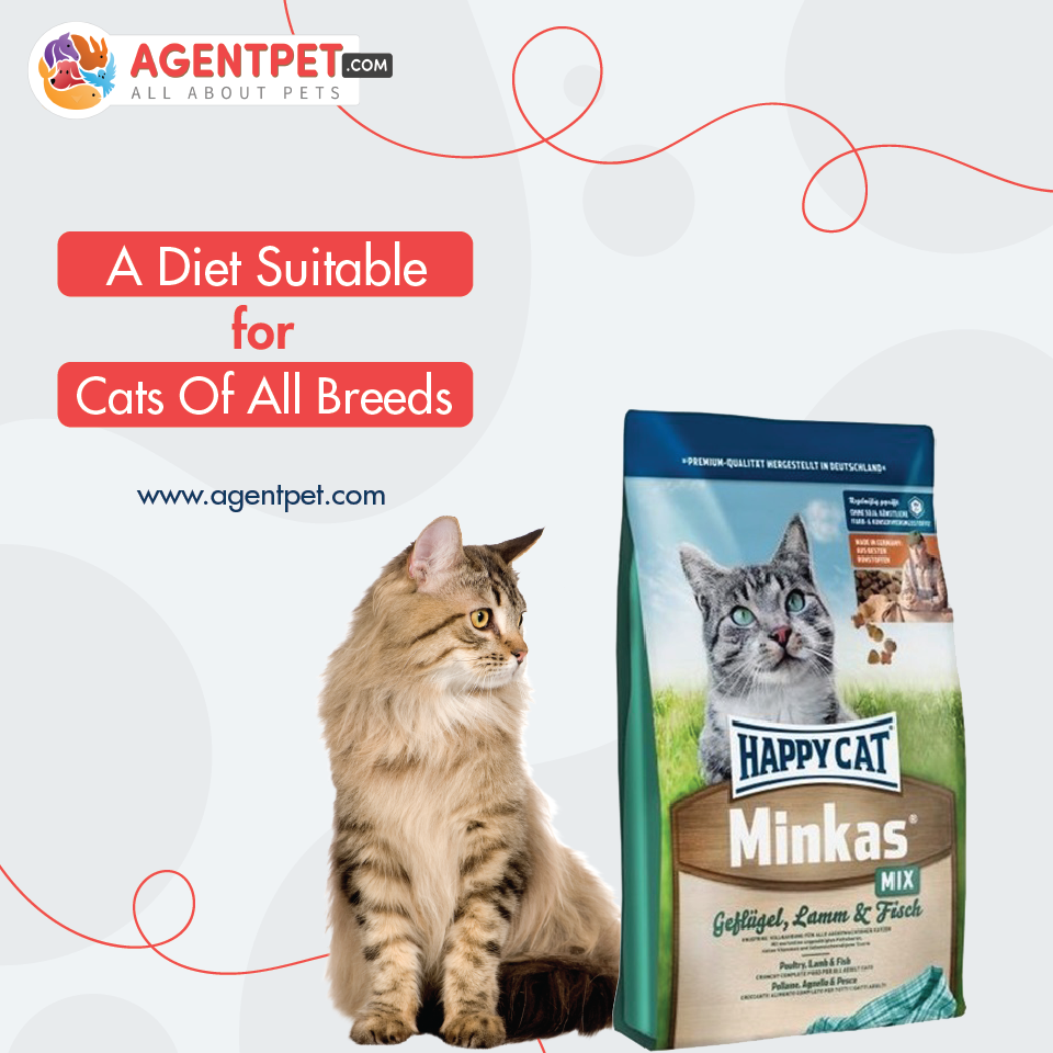 Happy Cat Food – Minkas Mix 1.5KG
