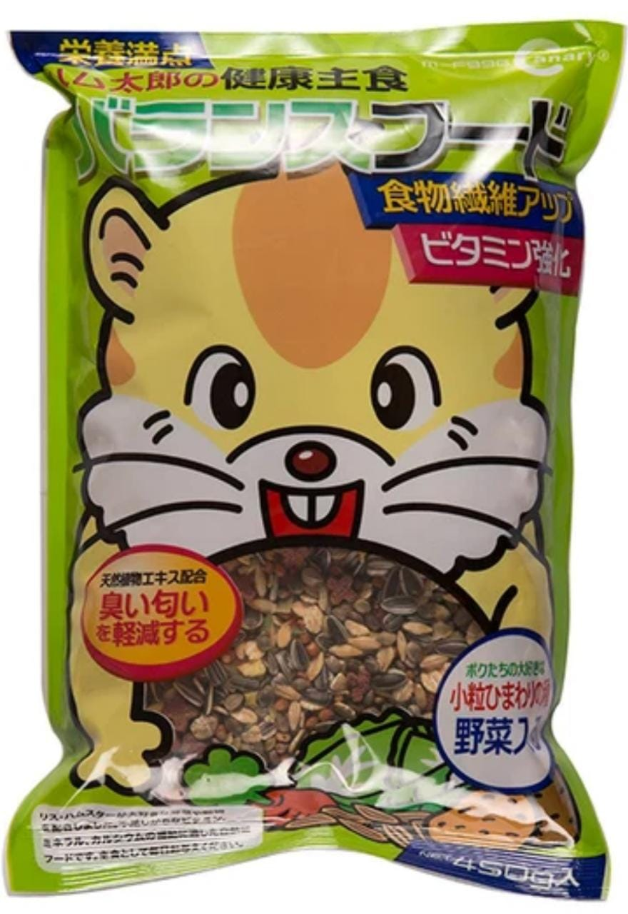 Hamster Food