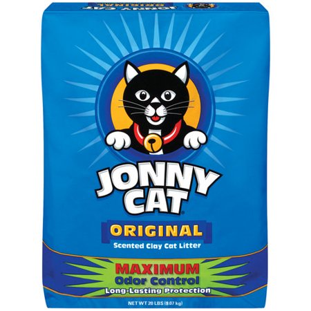 Johny Cat Original Scented Clay Cat Litter 10 Litre - Pet Food - Pet Store - Pet supplies