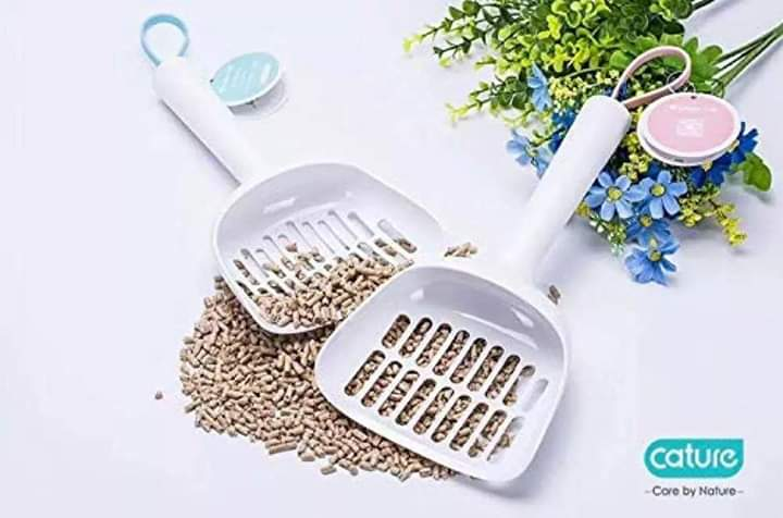 SCOOPER FOR SMALL GRANULE