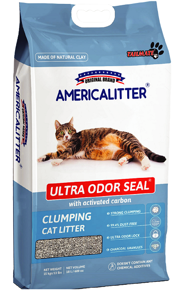 America Litter Ultra Order Seel 10L