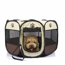 Folding Tent Bed for Dog and Cat - Pet Accessories - Pet Store - Pet supplies