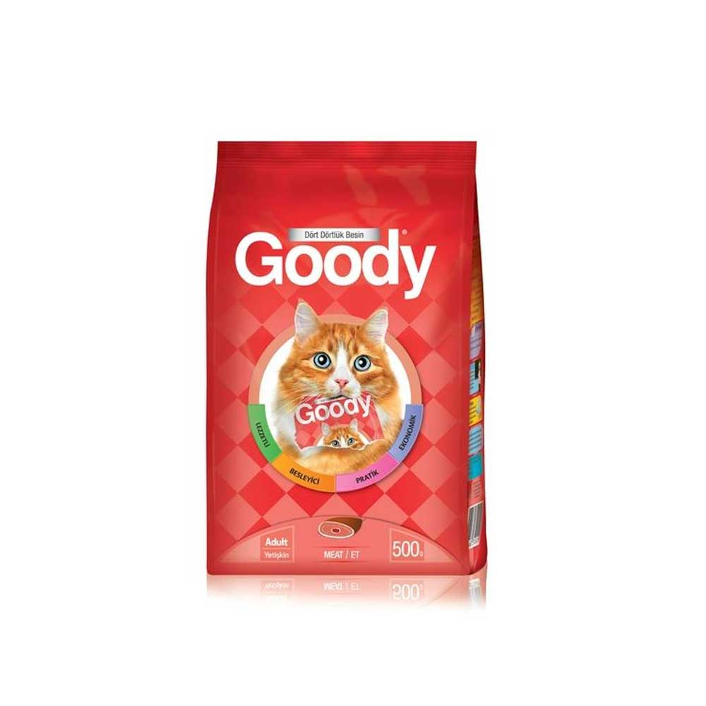 Goody Cat Food in Meat - 2.5 KG