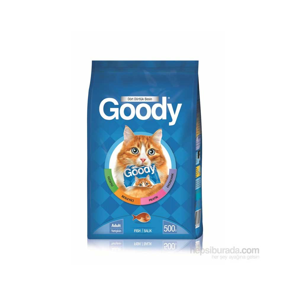 Goody Cat Food in Chicken