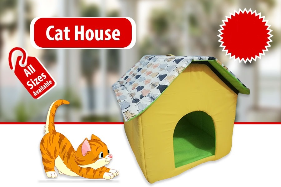 Cat House For Cats - Pet Accessories - Pet Store - Pet supplies
