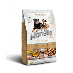 MONELLO ADULT DOG FOOD – TRADITIONAL 1 KG