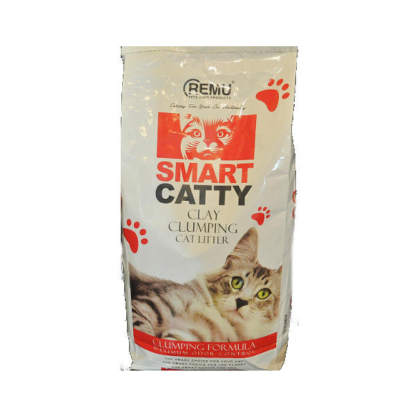 Remu Cat Litter Smart Catty Fresh - 10 Kg - Pet Accessories - Pet Store - Pet supplies