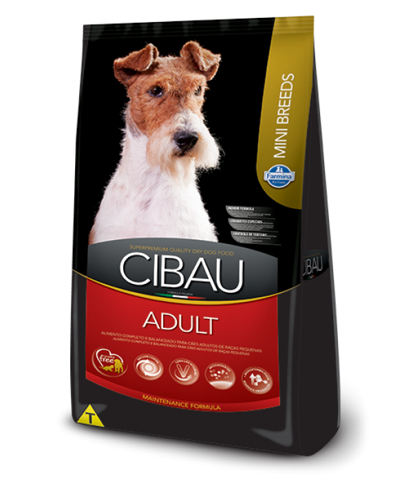 Cibau Adult Mini 2.5kg - Pet Food - Pet Store - Pet supplies