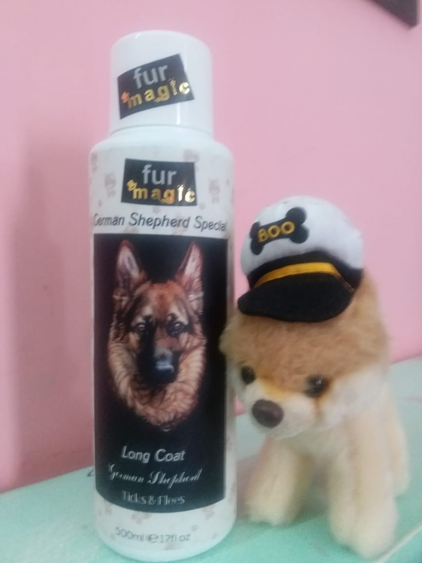 FUR MAGIC GERMAN SHEPHERD SPECIAL - Pet Accessories - Pet Store - Pet supplies