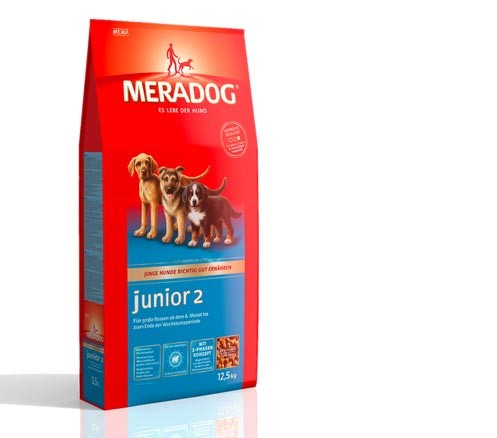Mera Dog Junior 2 - Pet Food - Pet Store - Pet supplies