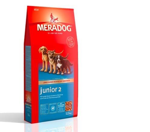 Mera Dog Food Junior 2 - Pet Food - Pet Store - Pet supplies