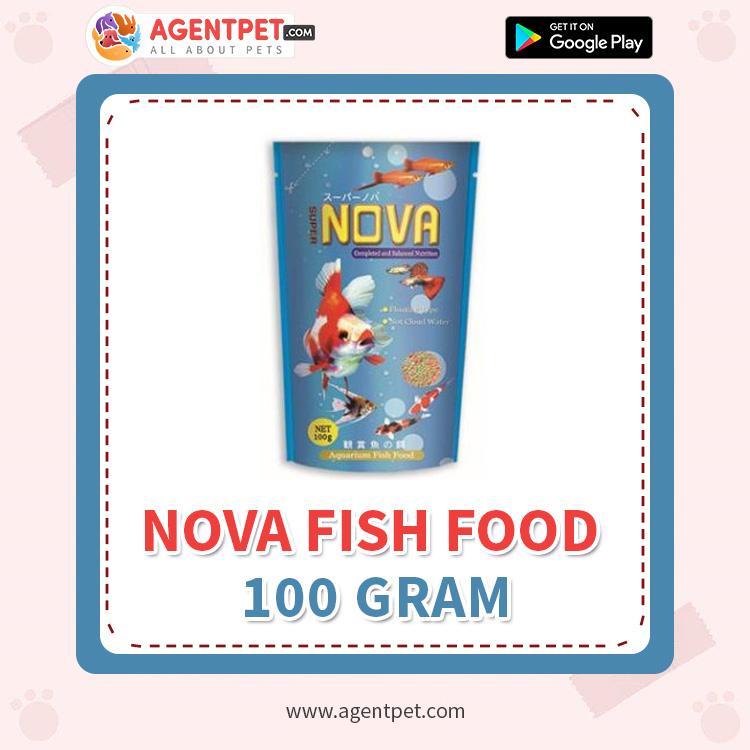 Nova Fish Food 100 G