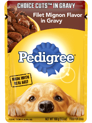 Pedigree Dog Food Pouches - Pet Food - Pet Store - Pet supplies