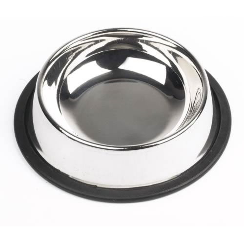 Steel Feeding Bowl Dog Cat - Pet Accessories - Pet Store - Pet supplies
