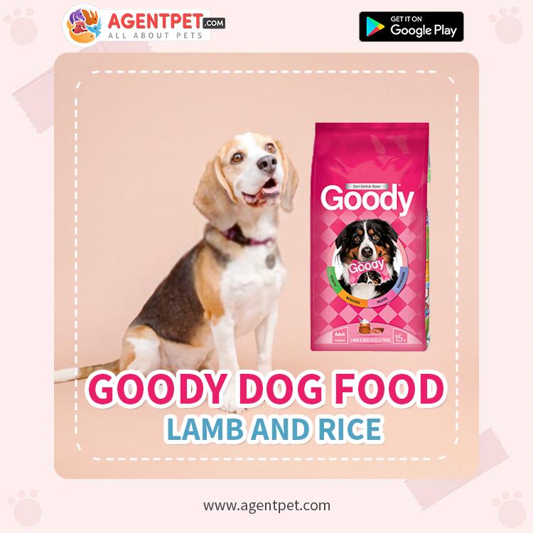 Goody Dog Food Lamb and Rice - Pet Food - Pet Store - Pet supplies