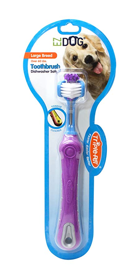 Tooth Brush For Dog Cat - Pet Accessories - Pet Store - Pet supplies