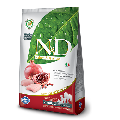 N&D Grain Free Adult Dog Food – 12 kg - Pet Food - Pet Store - Pet supplies