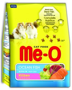 Me-O Kitten Cat Food Ocean Fish