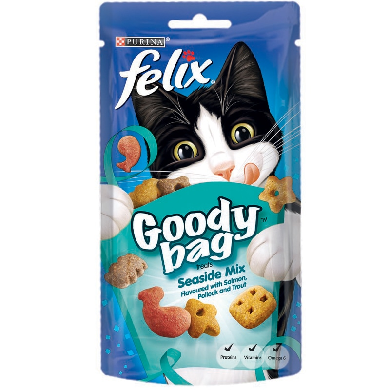 Felix Goody Bags Seaside Mix - Pet Food - Pet Store - Pet supplies